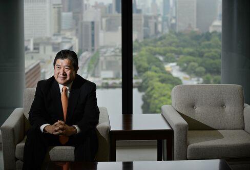 Mitsui CEO Tatsuo Yasunaga
