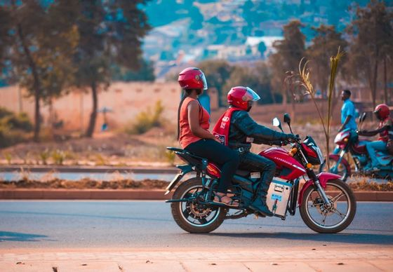 Africa's Electric Motorbike Pioneer Seizes Silicon Valley Funds
