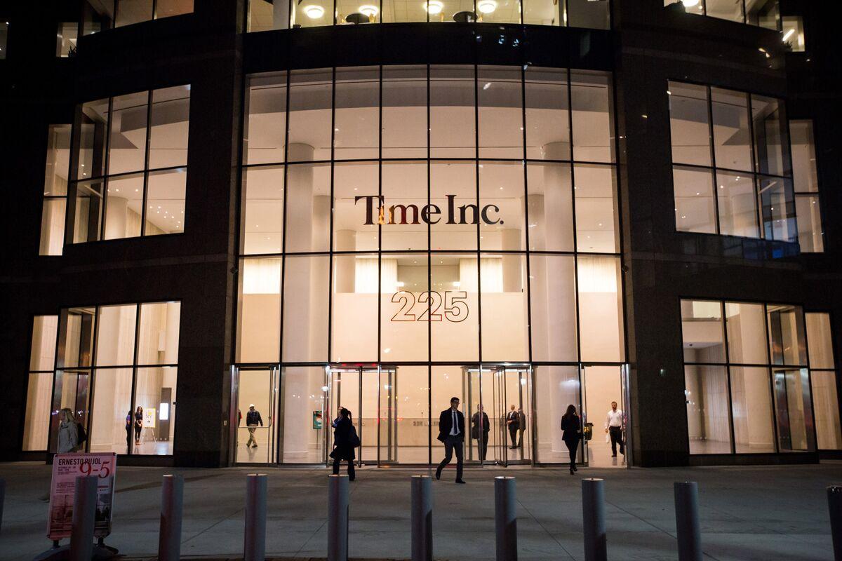 Koch Brothers Back Meredith Bid to Buy Time Inc.