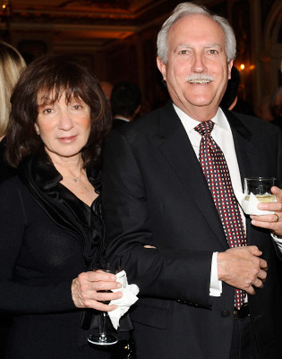 Jackie and Mike Bezos, Jeff's parents, in 2012