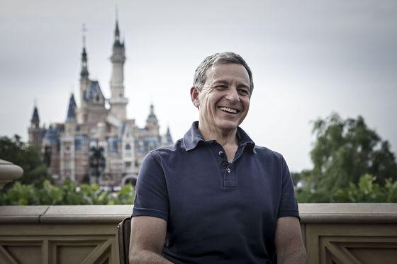 Disney's Iger Plots Online Future With a Little 'Star Wars' Help