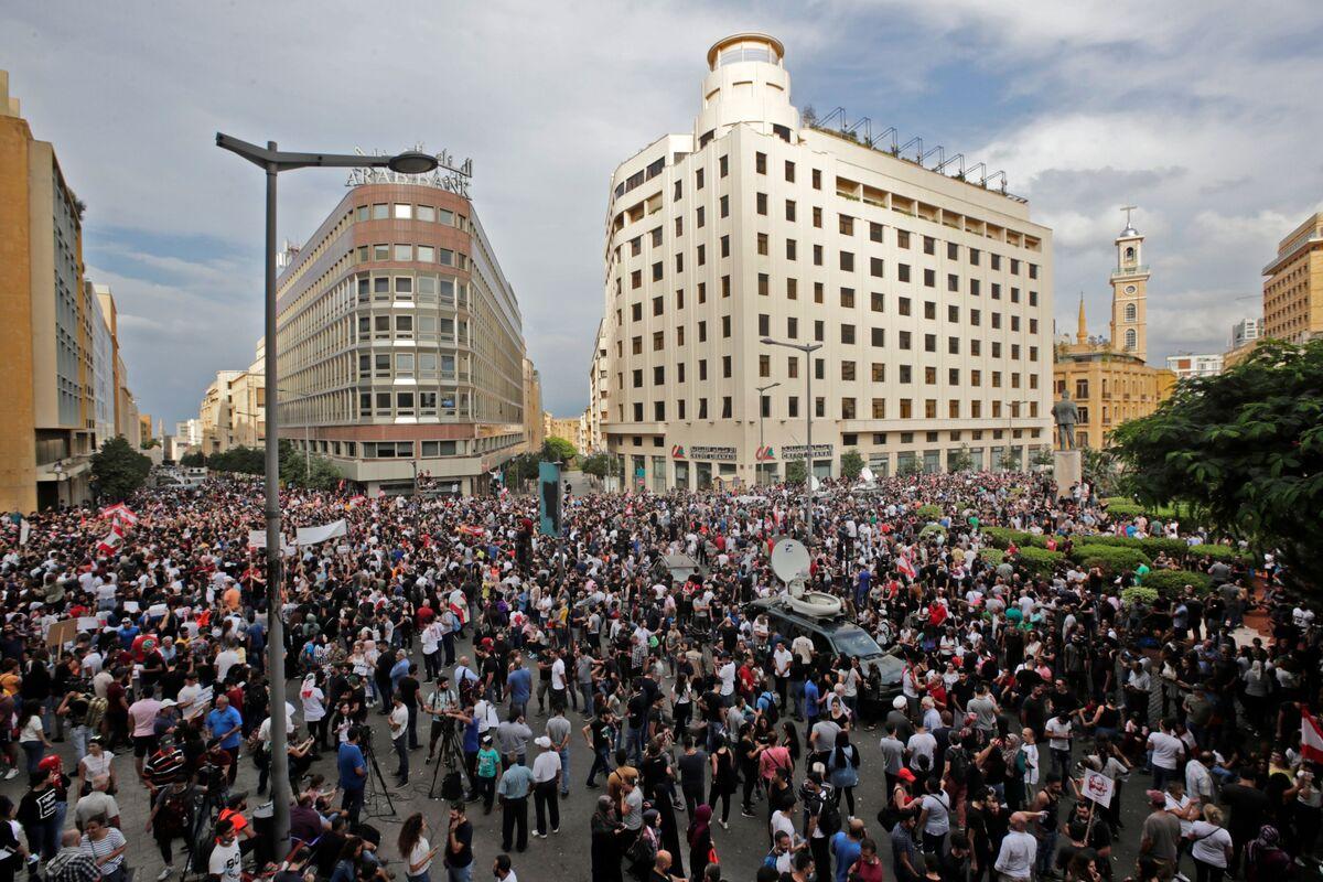 How Public Debt Explains Lebanon's Protests