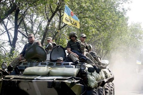 Ukraine's Broke Military Is Underpaid and Undertrained