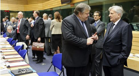 EU Talks With Banks on Greece Said Deadlocked