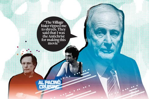 Jerry Weintraub on Producing the Film 'Cruising'