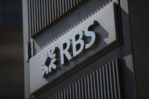 Royal Bank of Scotland Group Plc Headquarters As U.K. Government Sell Shares