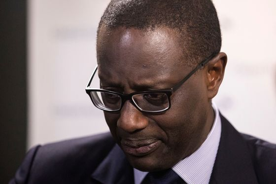 Credit Suisse CEO Thiam Breaks Silence on Spying Scandal