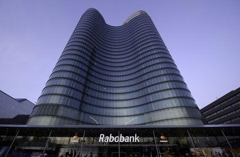 The Rabobank Groep HQ in Utrecht