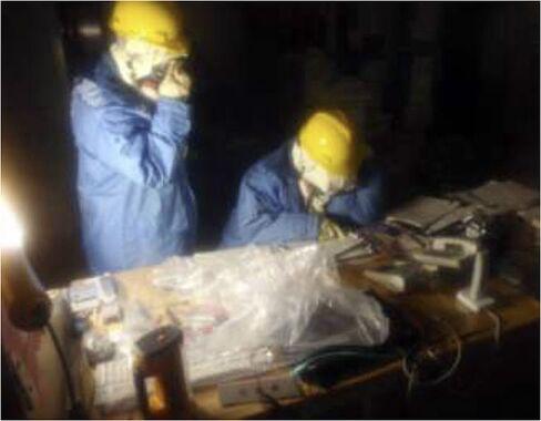 Radiation Danger Stall Efforts to Repair Damaged Reactors