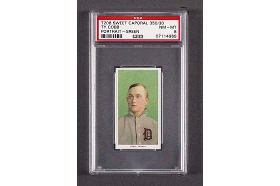 A 1931 Lou Gehrig Jersey Is Sports Memorabilia's Latest Big Swing