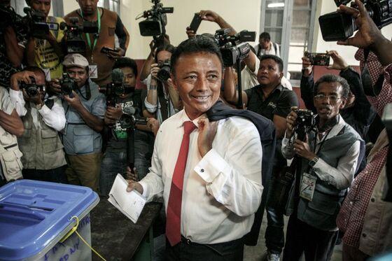 DJ, Businessman Face Off in Battle forMadagascar's Presidency