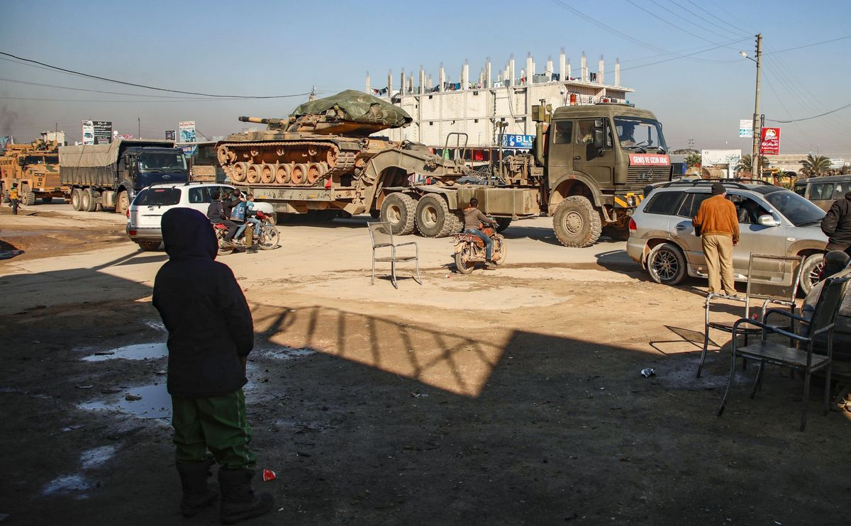 Turkey Sends Mission to Russia in Bid to Ease Syrian Rift