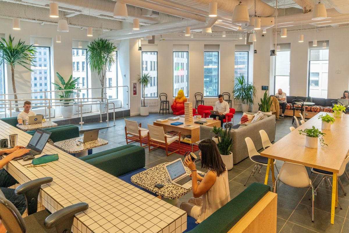 WeWork Rival IWG Mulls Spinoff for U.S. Business, Sky Says