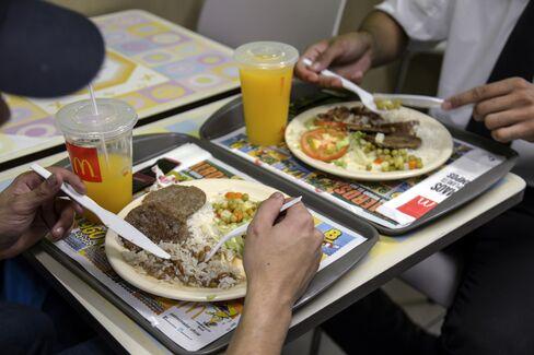 McDonald's in Brazil