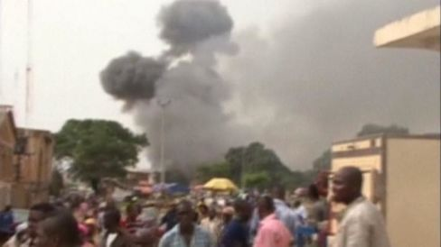 Nigerian City Hit by Bombs, 118 Reported Dead