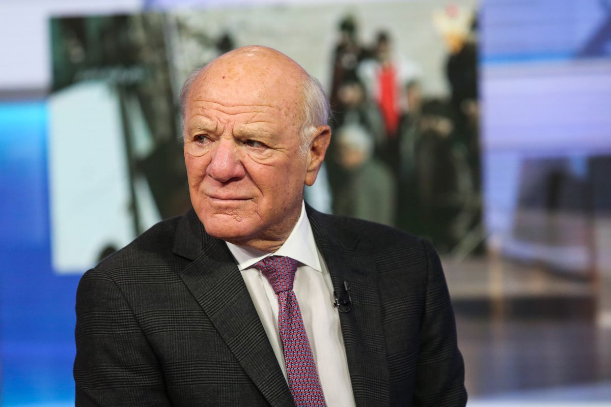 Barry Diller Has No Time for Talk of a World Changed by Pandemic