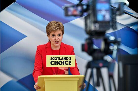 The U.K.'s Challenge After Covid Isto Keep Scotland