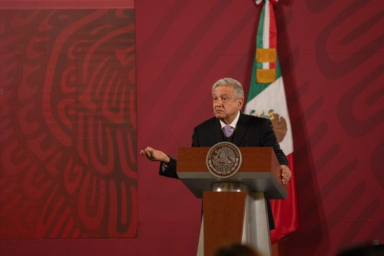 Mexican President Changes Covid Tone, Asks People to Stay Home