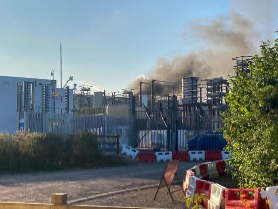 U.K. Grid Delays French Power Cable Start After Fire Damage