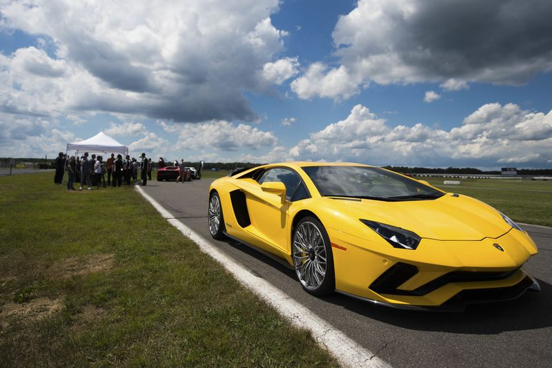 lamborghini new model 2018. brilliant new the new aventador s is more powerful and faster than any standard  on the market source lamborghini u201c throughout lamborghini model 2018