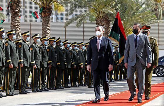 Draghi Picks Libya for First Trip, Seeking Stronger Ties