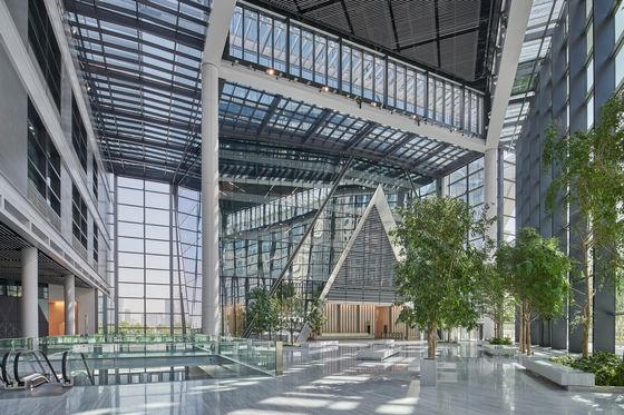 Bankers Return Downtown Just in Time for Brookfield Dubai Tower