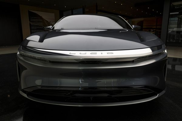 How Lucid's New Electric Car Stacks Up Against Tesla And Porsche