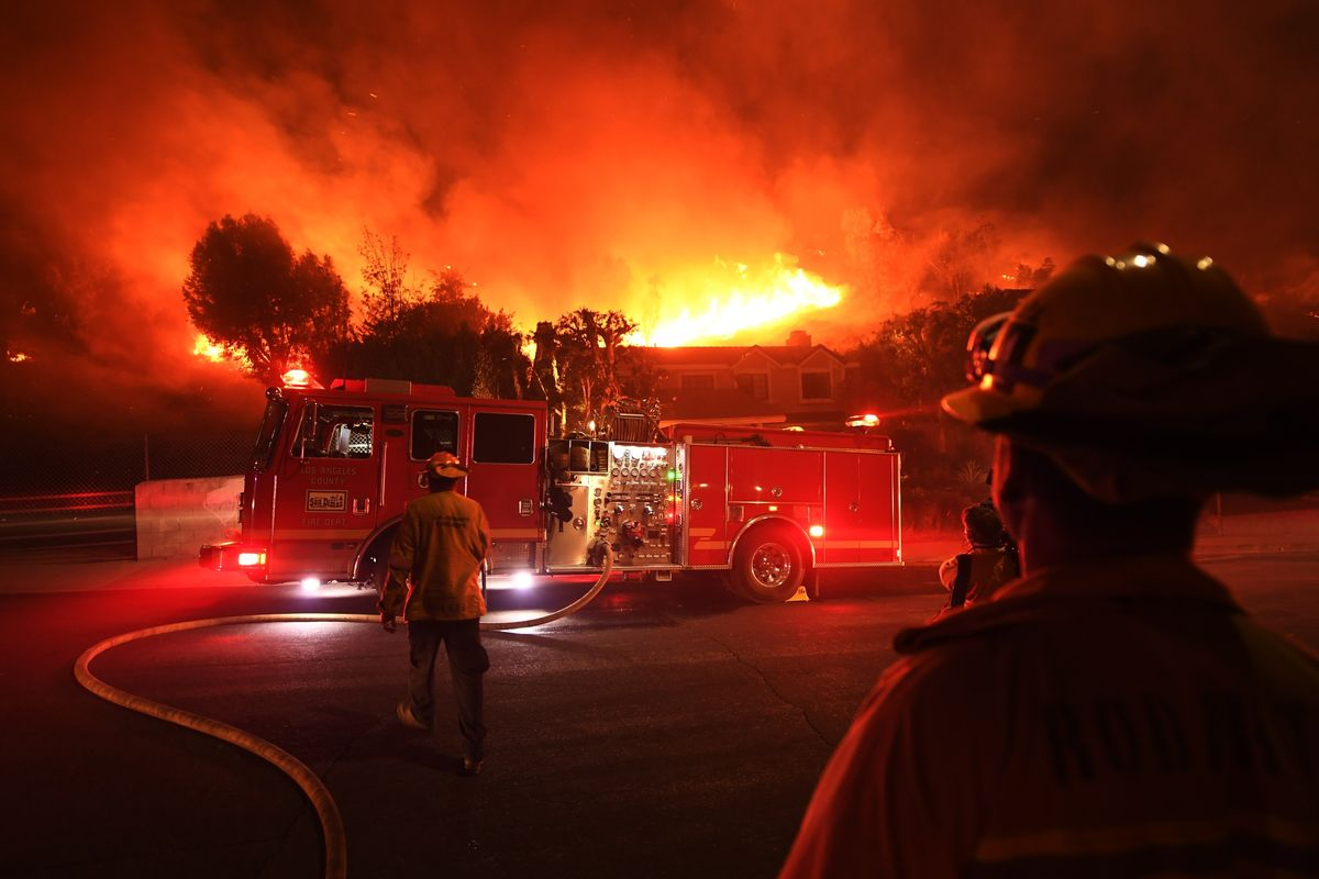 Edison to Face First Trial Over Woolsey Wildfire Claim in April