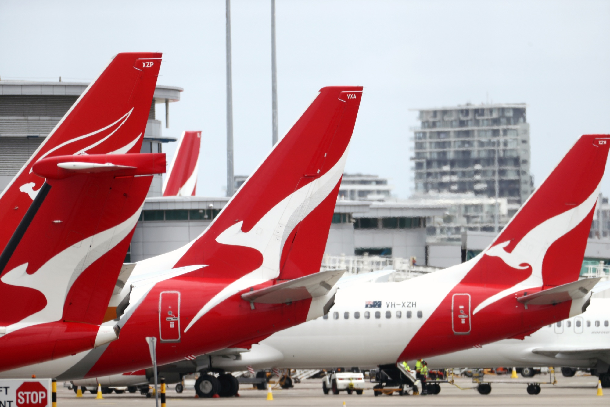 Operations at Sydney Airport Ahead of Qantas and the Airport's Earnings