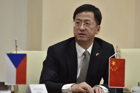 Diplomatic Outbursts Mar Xi's Plan to Raise China on the World Stage