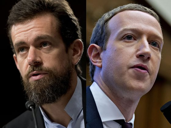 Zuckerberg, Dorsey, Pichai to Defend Section 230 Protections