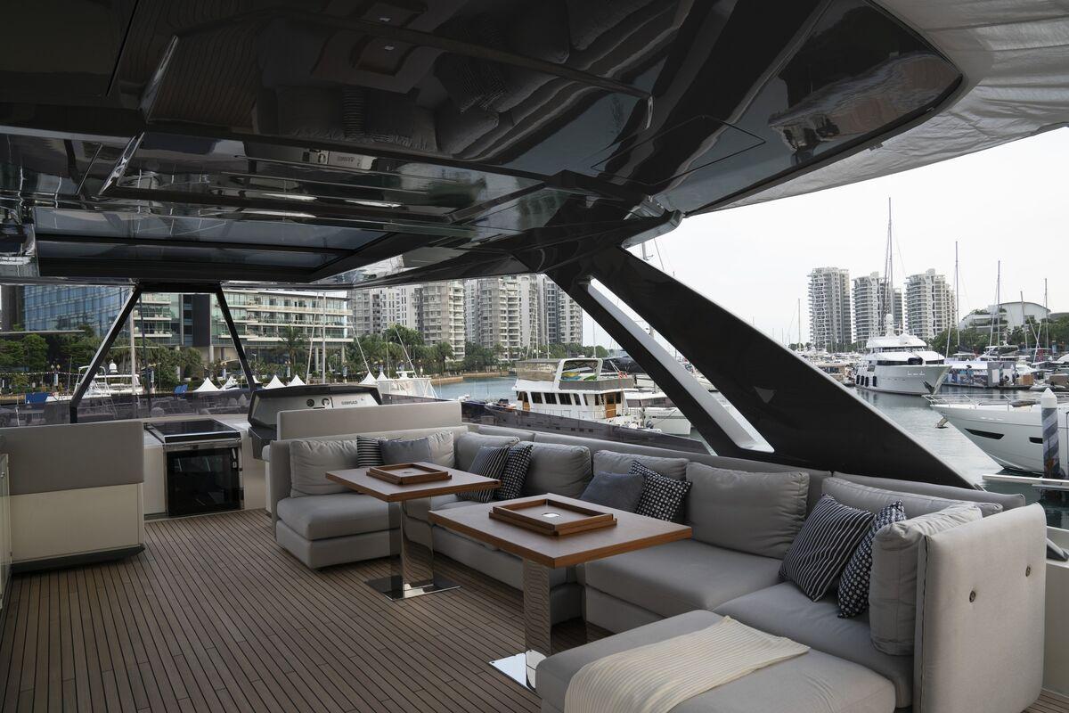Superyacht Maker Ferretti Cuts Price Range for Milan Listing