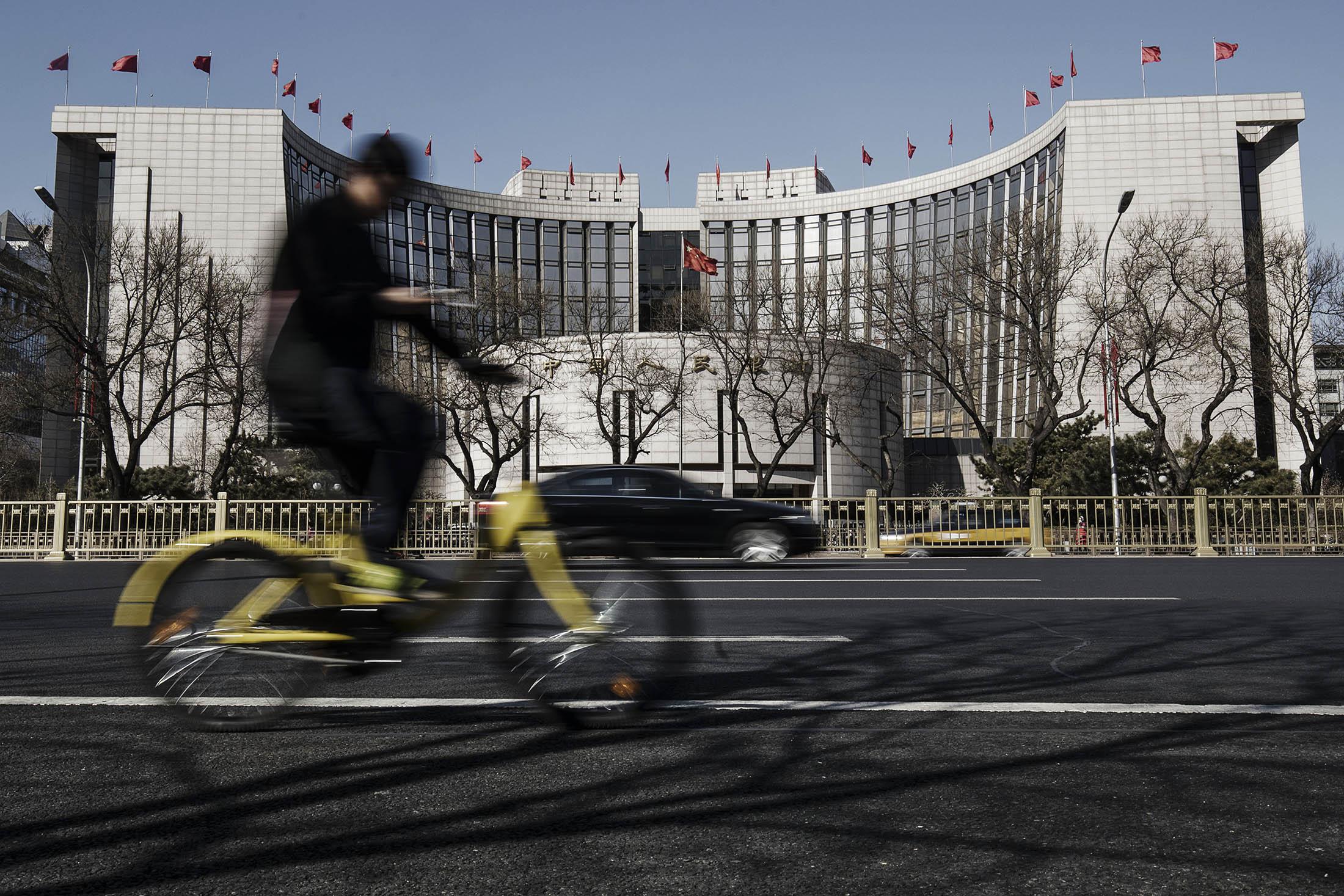 bloomberg.com - PBOC Braces for the 'Last Mile' in Interest Rates Overhaul