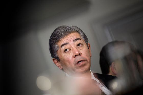 Japan Ex-Minister Denies Receiving China Money in Casino Case