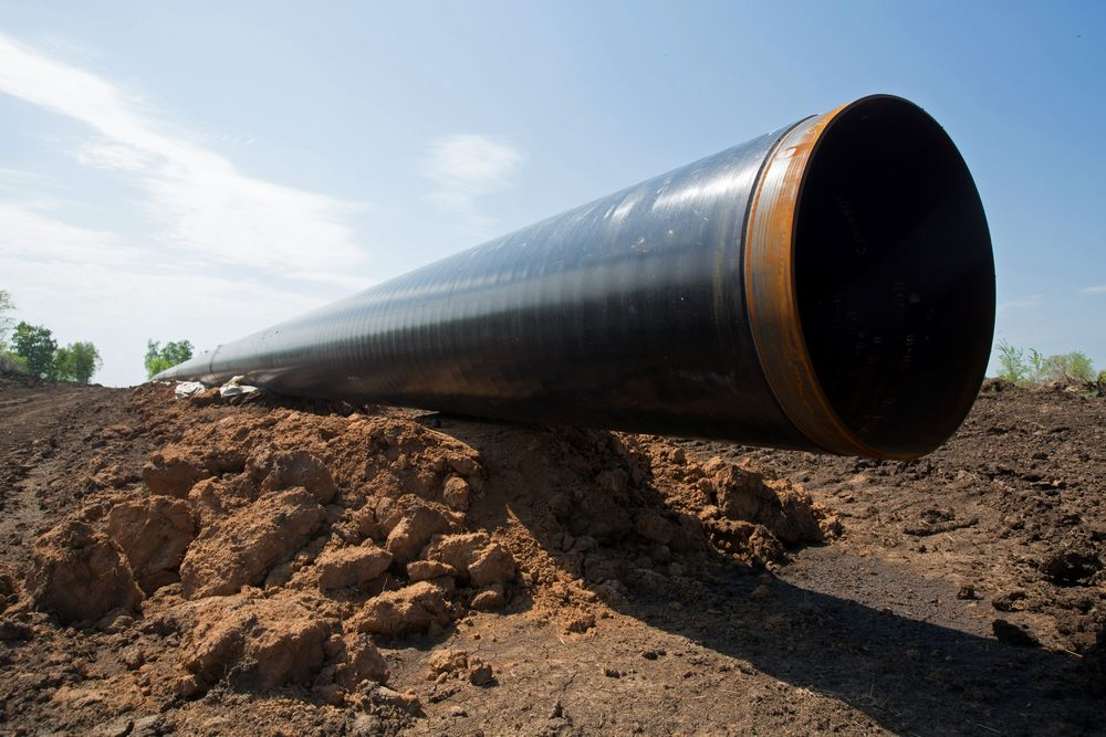 Russia's Dirty Oil Crisis Leaves Pipe Giant With a Few Scars - Bloomberg