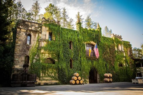 Chateau Montelena, purchased by the late Jim Barrett in 1972, produced the winning 1973 chardonnay partly from Sonoma County grapes.