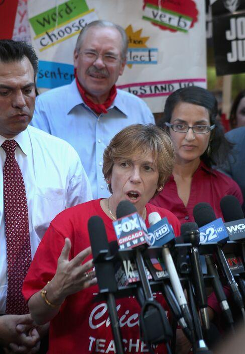 Weingarten 'Cautiously Optimistic' Chicago Strike Near End