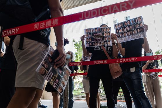Hong Kong Quietly Widens National Security Law With Subtle Shift