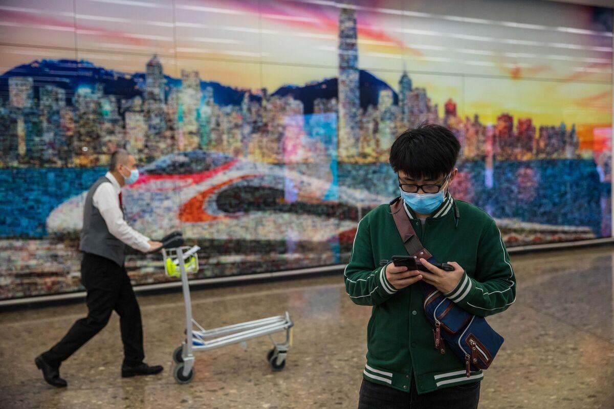 Carrie Lam Says China to Stop Individual Travelers to Hong Kong