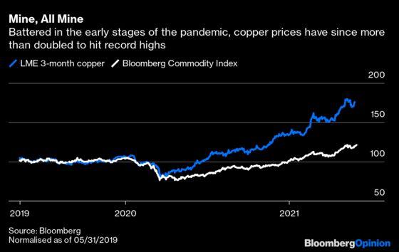 Miners Run Into Post-CovidPolitical Shakeups