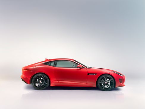 The Jaguar F-Type is named as a continuation of Jaguar's iconic and historic E-Type.