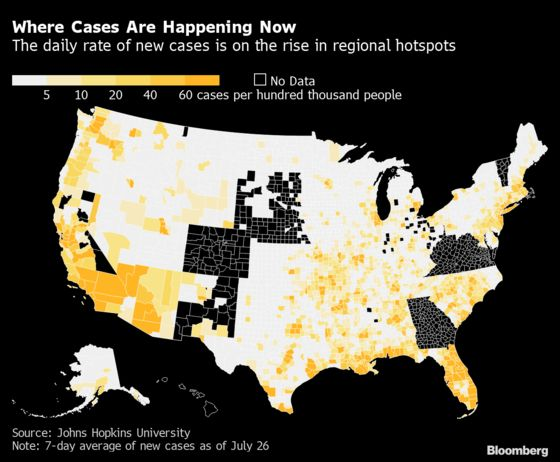 CDC Scaled Back Hunt for Breakthrough Cases Just as the Delta Variant Grew