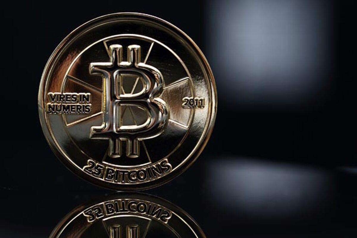 Bitcoin's Open-Air Trading Floor
