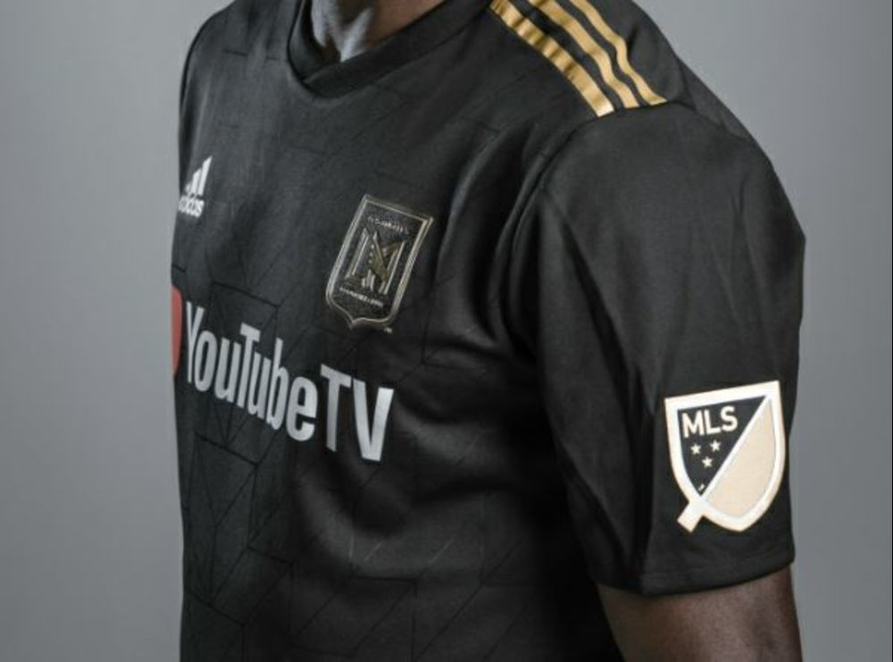 Major League Soccer Lets Teams Sell More Ad Space on Jerseys - Bloomberg 8af2c8703