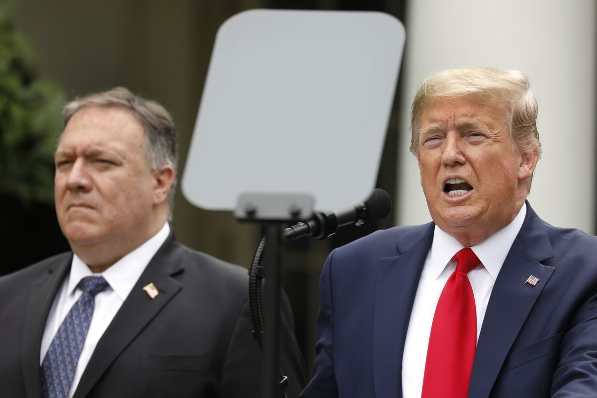 Pompeo Shapes Legacy and Stands by Trump in Farewell Tweetstorm