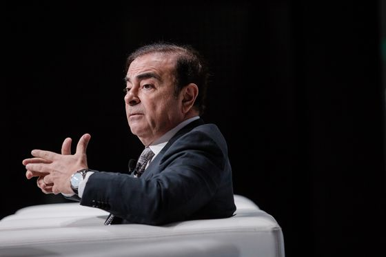 Ghosn's Demise Exposes France in Showdown With Partner Nissan