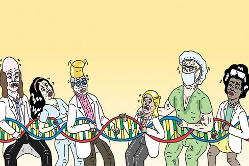 Complete Genomics: Chinese Bid Sparks a Security Fight