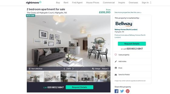 Black Friday Comes to London Apartments With $64,000 Discounts