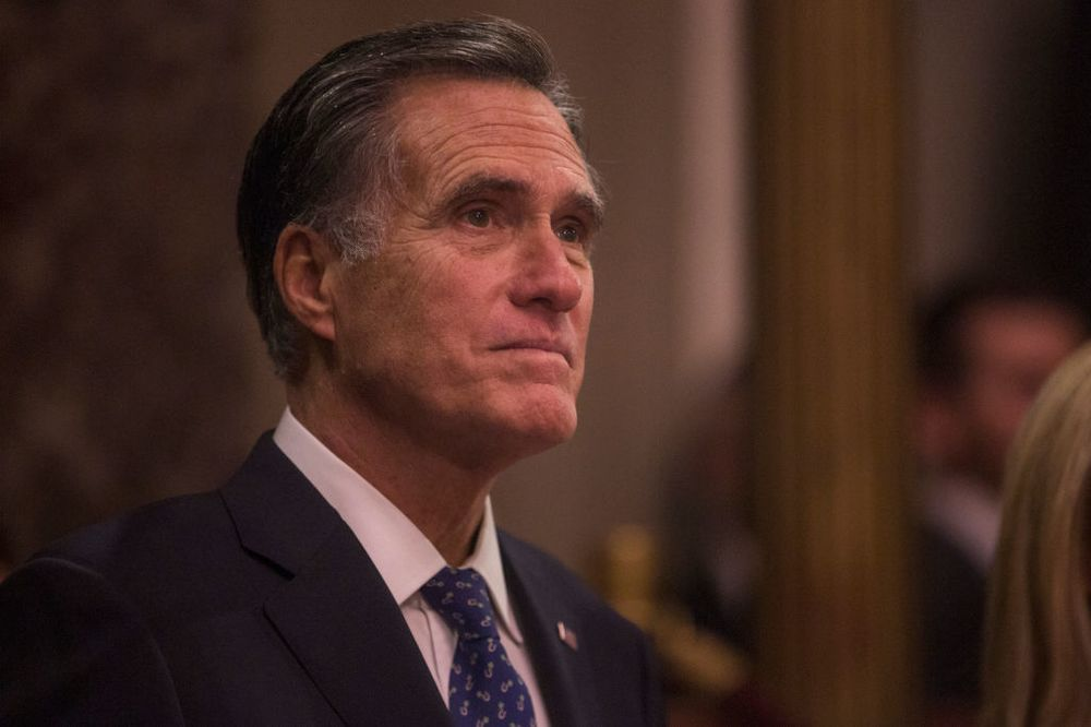 Mitt Romney Fails His First Test on Russia