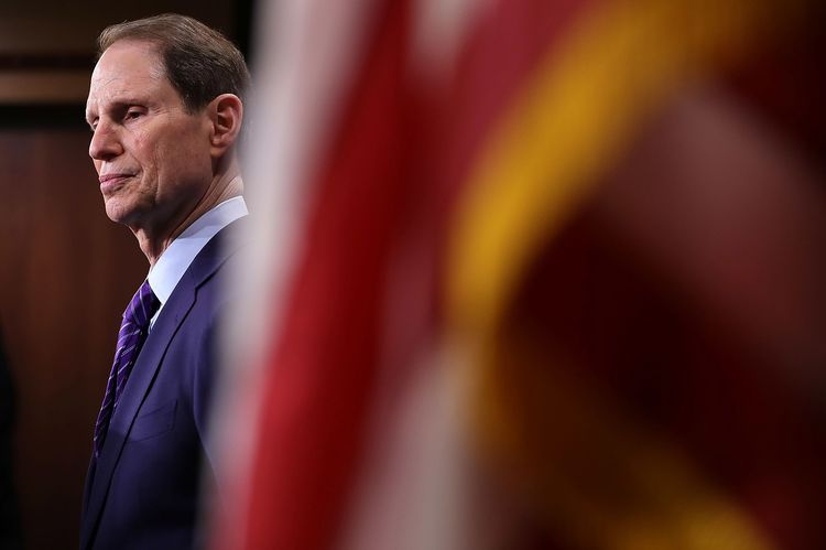 Democratic Senators Wyden, Casey, And Whitehouse Discuss GOP's Tax Plan